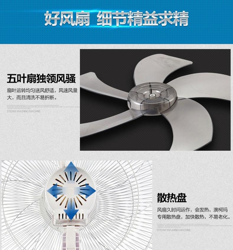 澳柯玛电风扇fs-40t11_澳柯玛电风扇