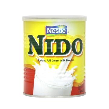 荷兰雀巢Nestle全脂Nido成人学生孕妇高钙奶粉400g/罐*6