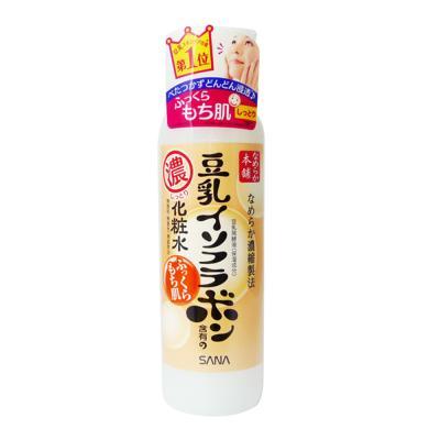 莎娜豆乳 美肤浓润化妆水 200ml 补水 美白 保湿