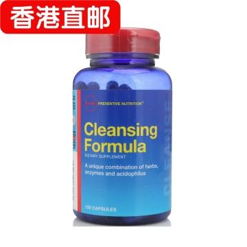 【香港直邮】GNC/美国健安喜 清肠排毒配方 120粒*2瓶 排毒减少宿便