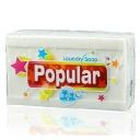 【门店快提】Popular泡飘乐多用途洗衣皂 140g 原味 天然配方 印尼原装进口