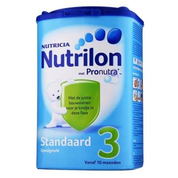 荷兰Nutrilon牛栏奶粉3段(10-12个月宝宝) 800g*2