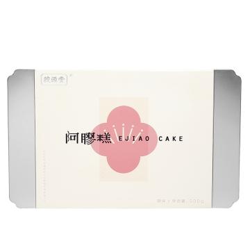 【胶源堂】即食阿胶糕 原味 500g 铁盒 东阿东盛阿胶产品