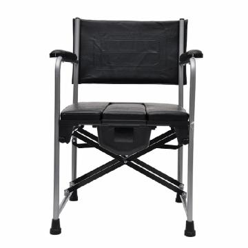 【瀚银通、健保通】互邦钢管座便椅 HBGY101-B