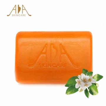 英国AA网橙花精油皂125g清洁亮白均匀肤色温和不紧绷可沐浴洁面卸妆