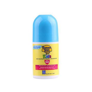 澳洲 BananaBoat香蕉船 SPF50+儿童防晒滚珠 蓝色款 适合2岁以上的儿童 75ml/瓶
