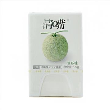 养生堂新清嘴含片糖果(蜜瓜味)_6.9g