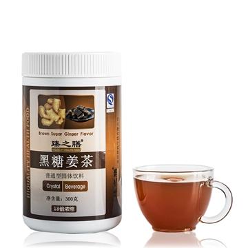 臻之膳黑糖姜茶 300g/罐