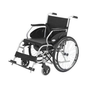 互邦钢管手动轮椅车 HBG27