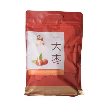 大枣 鸿翔羌枣塑袋500g(100g/袋*5袋) 新疆