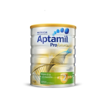 【澳洲直邮】Aptamil/爱他美白金版婴幼儿配方奶粉2段 6-12个月 900g*6罐 包邮