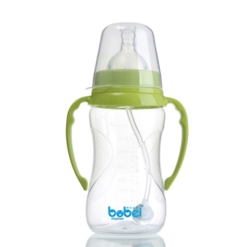 邦贝小象 宽口PPSU奶瓶 新生儿宝宝婴儿奶瓶 防胀气奶瓶 母婴用品