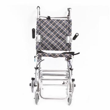 互邦铝合金手动轮椅车 HBL37