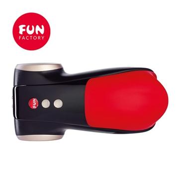 眼镜蛇柯波拉2代 熟男口爱振动器旋风红唇 专为男性打造