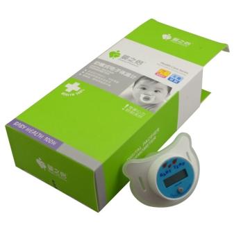 【健保通】婴之侣奶嘴式医用电子体温计 EBT-1