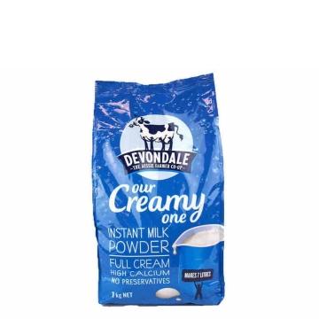 【海外直采 国内现货】澳洲德运 高钙全脂成人儿童牛奶粉1000g*2