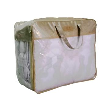 經典舒適被柔軟舒適透氣保暖性好親膚貼身耐皺性和穩定性好做工優質(印花美膚被_200cm*230cm)