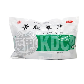 巍 苦胆草片 12片*50袋【Y】