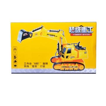 协明 遥控工程车 适合8岁以上儿童 XM-6810L 儿童玩具