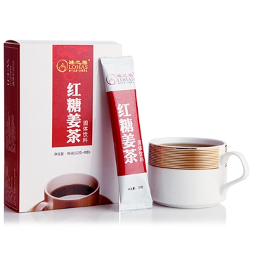 臻之膳红糖姜茶 12克*8条/盒