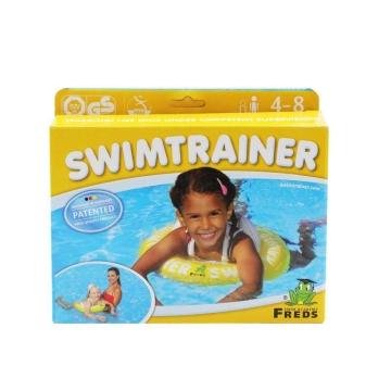 德国Freds swimtrainer游泳圈(4岁-8岁宝宝) 黄色