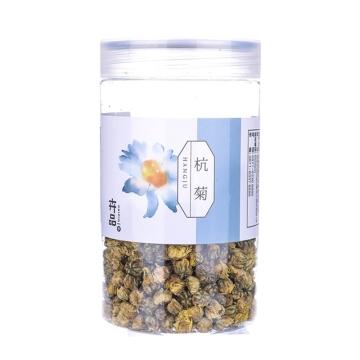 【健保通】菊花(杭菊) 卉品塑瓶60g 浙江