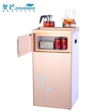 冬芒 多功能饮水机家用智能立式茶吧机双门双开台式烧水机dmh-01e
