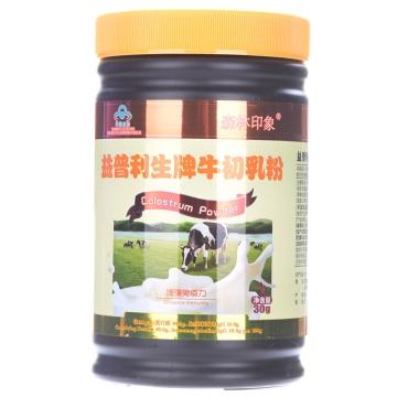 【瀚银通、健保通】森林印象益普利生牌牛初乳粉 30g(1.0g*30袋)