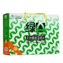 绿A天然螺旋藻精片 新包装礼盒装 0.5g*12片*25袋*2筒