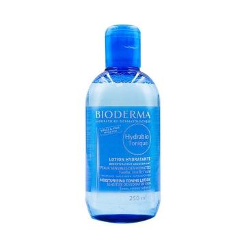 法国bioderma贝德玛水润保湿爽肤水250ml 蓝水