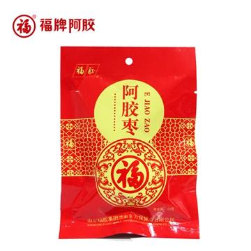 福牌 阿胶枣3600g(30g*120袋)