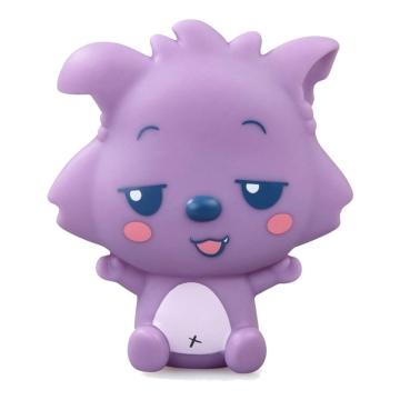 澳贝 灰太狼捏捏响 3个月以上 可爱毛绒玩具 发声玩具 儿童玩具