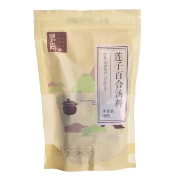 【健保通】膳尚莲子百合汤料 塑袋120g(30g*4袋) 星际元