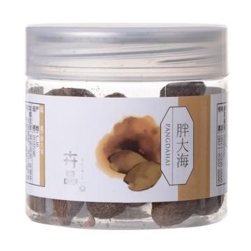 胖大海 卉品塑瓶80g 廣東