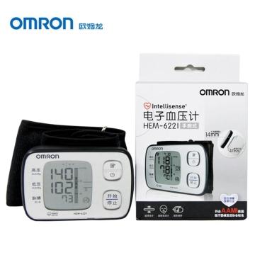 欧姆龙电子血压计(手腕式)_hem-6221图片