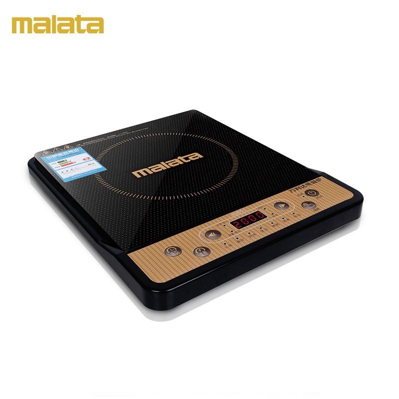 万利达(malata)电磁炉 e2001可火锅电磁炉超薄触摸屏 2000w