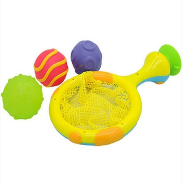 美国Munchkin麦肯齐 网球拍洗澡玩具*2个
