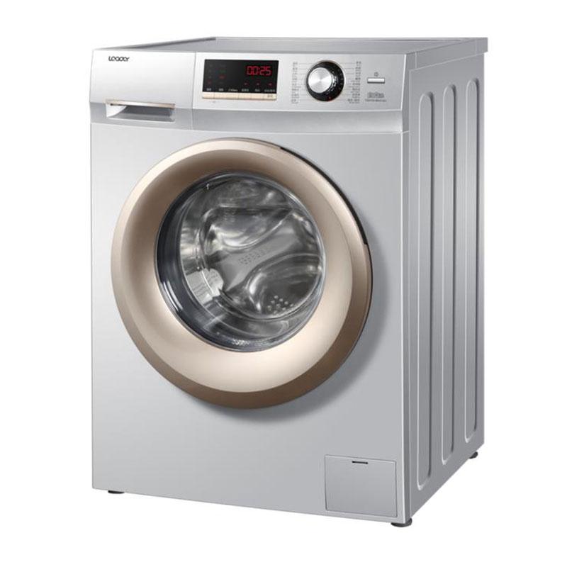海尔统帅洗衣机/7公斤全自动变频滚筒洗衣机tqg70