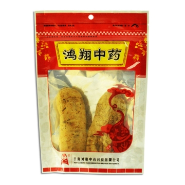 【健保通】鸿翔 天麻 原皮一级塑袋100g 云南