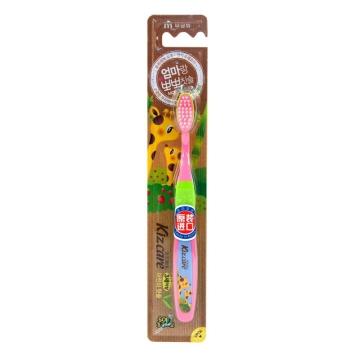 包邮 芜琼花 亲亲妈妈儿童牙刷(细软毛型)针对儿童口腔设计 清洁护龈