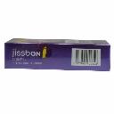 杰士邦浪漫环纹香草香天然胶乳橡胶避孕套 52mm±2mm*3支