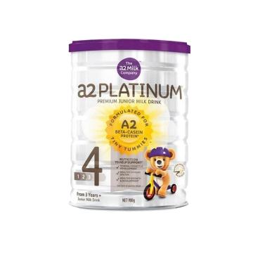 【澳洲直邮】A2澳洲白金系列婴幼儿奶粉4段900g*3罐 3岁以上宝宝 包邮