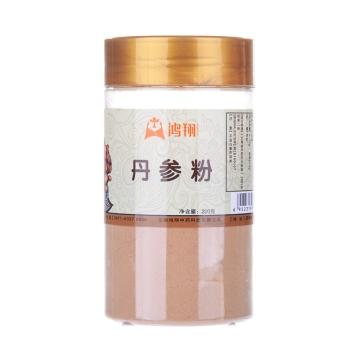 【瀚银通、健保通】丹参粉 塑瓶