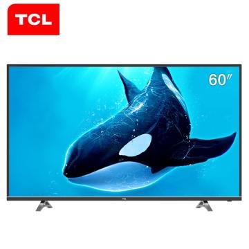 TCL D60A620U 55英寸观影王4K护眼版 微信音控 HDR 安卓智能
