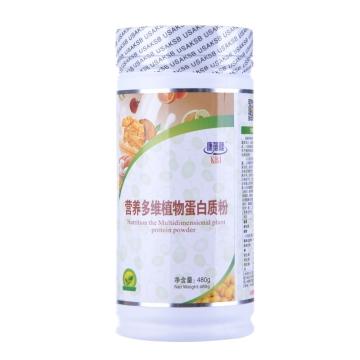 康倍健 营养多维植物蛋白粉 480g*罐