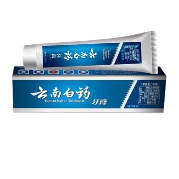 云南白藥牙膏(留蘭香型)180g