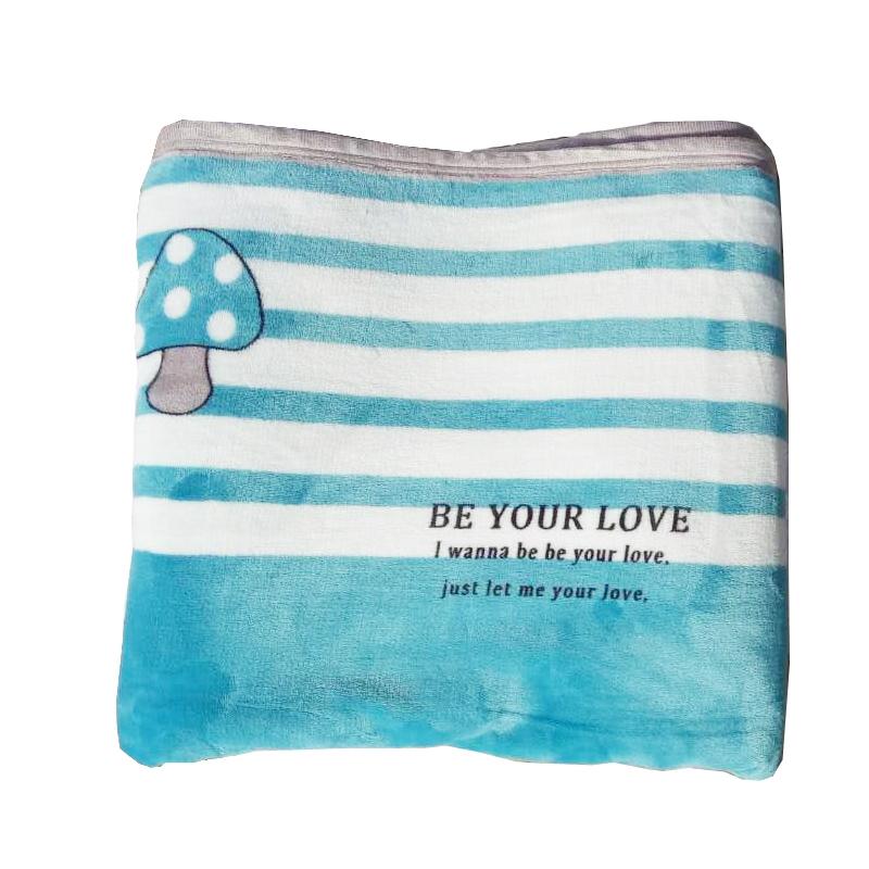 经典绒毯舒适透气  蓬松柔软 精致做工 规格_1.5m*2.0m