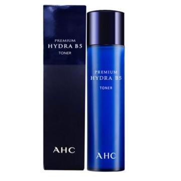 韩国AHC B5玻尿酸爽肤水 深层保湿补水修复抗过敏 120ml(新版)