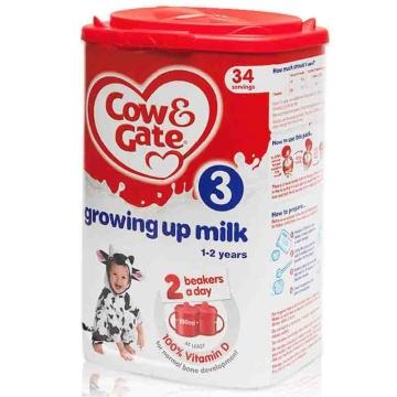 保税区发货 英国牛栏3段奶粉 包邮  900g