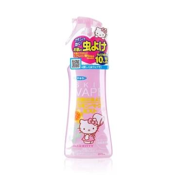 日本Vape未来植物无毒宝宝可用驱蚊水 粉色 200ml/瓶*2